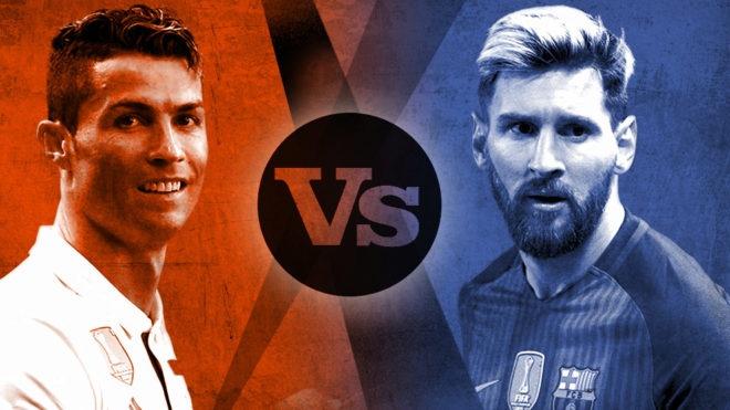 Ronaldo: 'Toi vinh du duoc tranh dau cung Messi' hinh anh