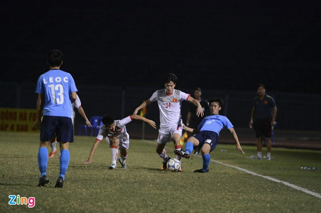 Tran U19 VN vs U21 Thai Lan anh 26