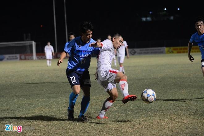 Tran U19 VN vs U21 Thai Lan anh 29
