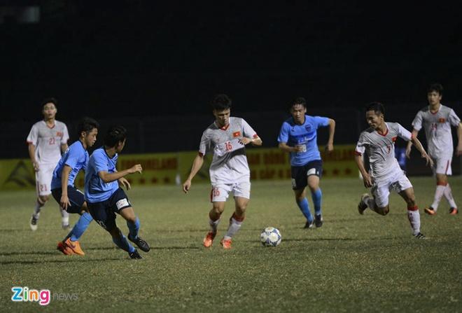 Tran U19 VN vs U21 Thai Lan anh 33