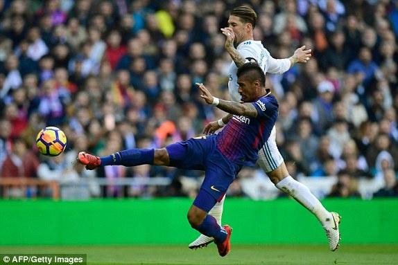 Real Madrid vs Barcelona anh 33