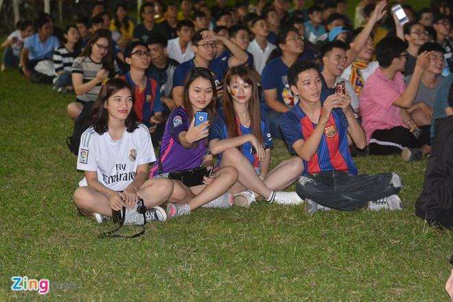 Real Madrid vs Barcelona anh 39