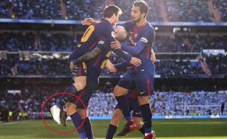 Roi mat giay, Messi van tung don ket lieu Real hinh anh