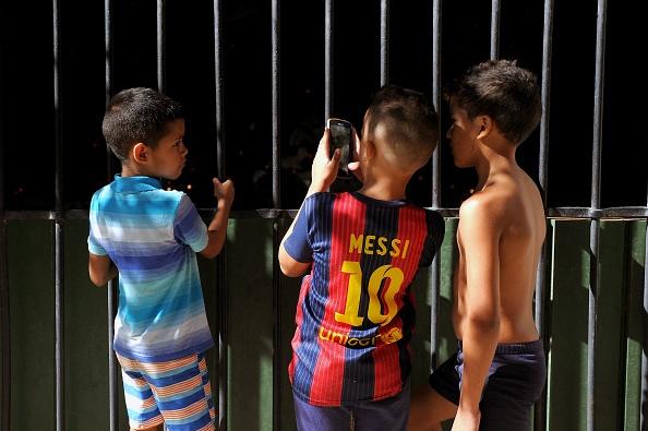 Real Madrid vs Barcelona anh 17
