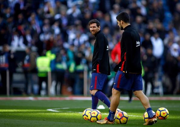 Real Madrid vs Barcelona anh 28