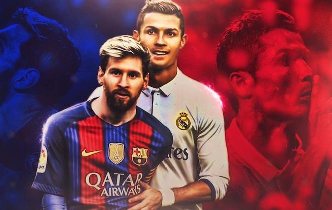 Ronaldo vs Messi va 10 diem nong khac o tran El Clasico hinh anh