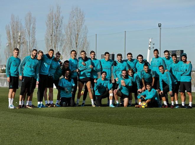 Real Madrid vs Barcelona anh 10