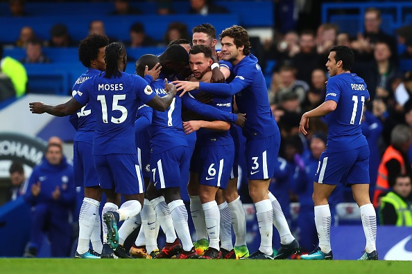 Chelsea tam vuot MU, Liverpool nguoc dong thang Leicester hinh anh 17