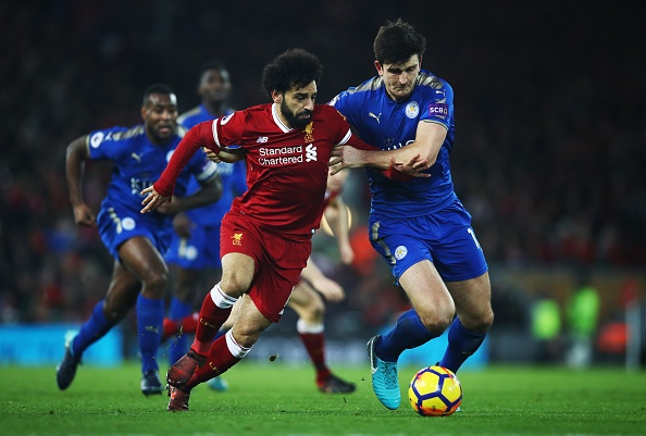 Chelsea tam vuot MU, Liverpool nguoc dong thang Leicester hinh anh 1