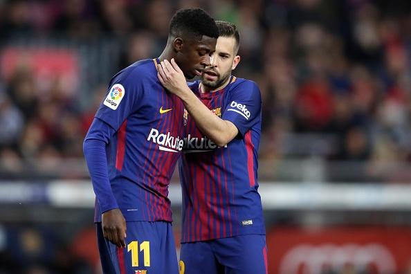 Messi toa sang, Barca thang dam de bo xa Real 17 diem hinh anh 20