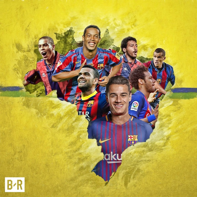 Messi toa sang, Barca thang dam de bo xa Real 17 diem hinh anh 9