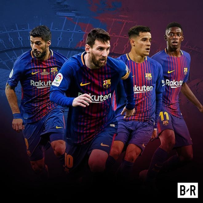 Messi toa sang, Barca thang dam de bo xa Real 17 diem hinh anh 8
