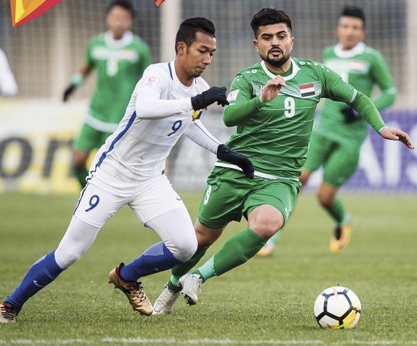 Thang cach biet U23 Syria, Australia tam chiem ngoi dau bang D hinh anh 5