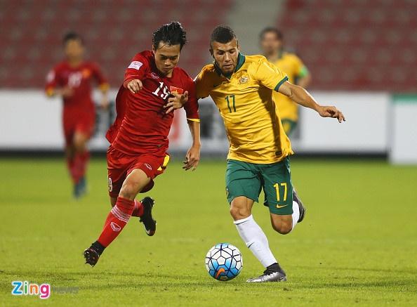 Thang cach biet U23 Syria, Australia tam chiem ngoi dau bang D hinh anh 2