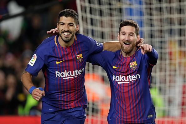 Coutinho chung kien Messi giup Barca vao tu ket cup Nha Vua hinh anh 1