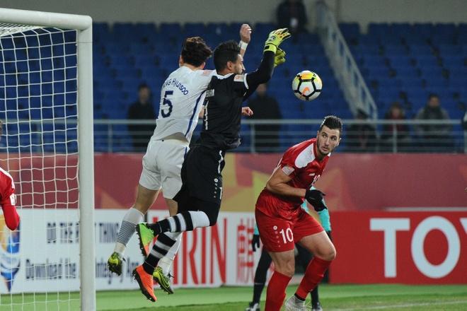 U23 Han Quoc khong the thang Syria, roi san voi 10 nguoi hinh anh 11