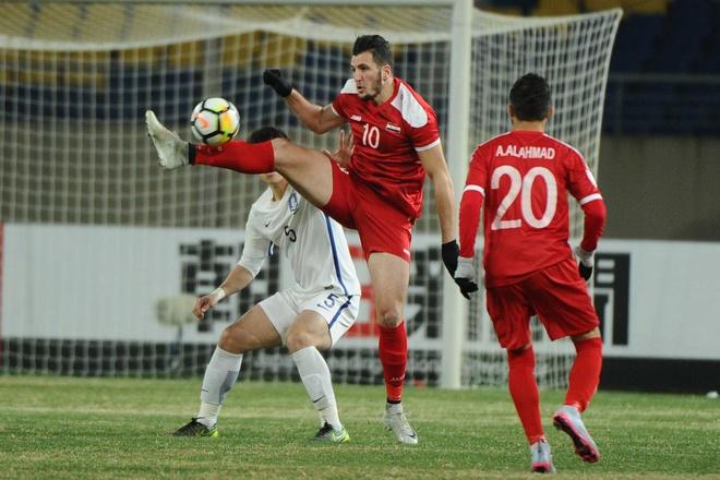 U23 Han Quoc khong the thang Syria, roi san voi 10 nguoi hinh anh 10