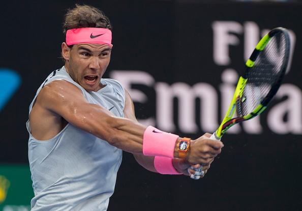 Nadal tro lai phong cach ao ba lo o Australian Open hinh anh 2