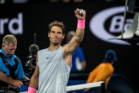 Nadal tro lai phong cach ao ba lo o Australian Open hinh anh 5