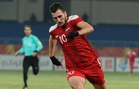 Syria co the la thach thuc lon nhat cua U23 Viet Nam hinh anh