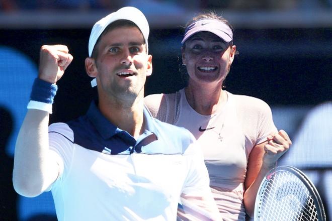 Djokovic, Sharapova tro lai an tuong tai Australian Open hinh anh