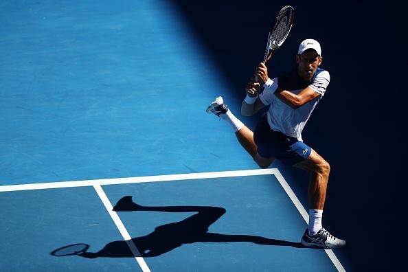 Djokovic tro lai an tuong anh 1