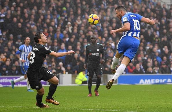 Thang dam Brighton 4-0, Chelsea can bang diem so voi MU hinh anh 15