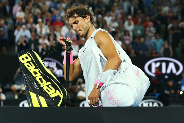 Nadal bo cuoc giua chung tai Australian Open hinh anh