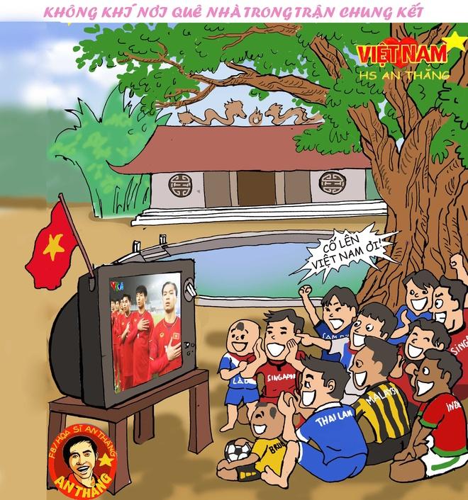 Hi hoa: U23 Viet Nam tao dia chan A chau hinh anh 13