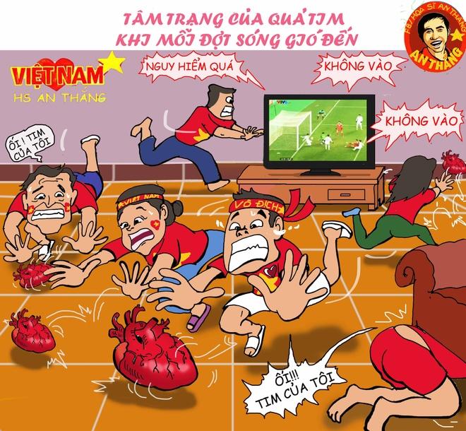 Hi hoa: U23 Viet Nam tao dia chan A chau hinh anh 2