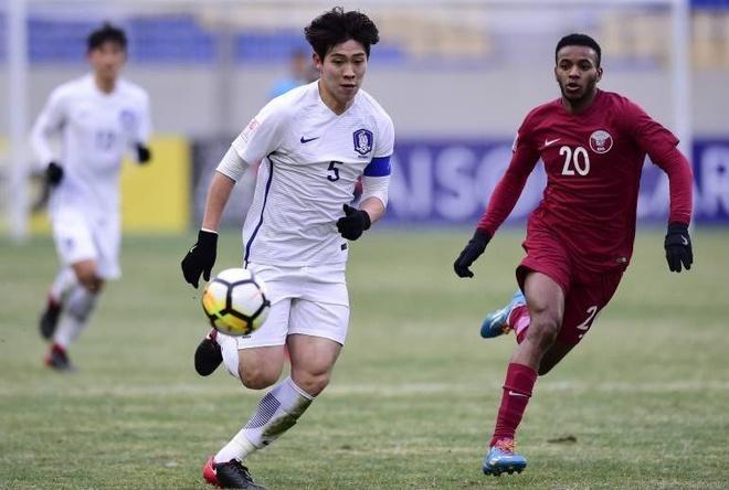 Phung phi co hoi, U23 Han Quoc thua Qatar 0-1 o tran tranh hang 3 hinh anh 18