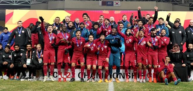 Phung phi co hoi, U23 Han Quoc thua Qatar 0-1 o tran tranh hang 3 hinh anh 2