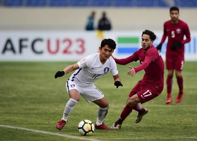 Phung phi co hoi, U23 Han Quoc thua Qatar 0-1 o tran tranh hang 3 hinh anh 8
