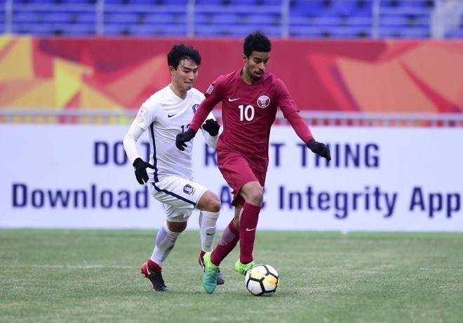 Phung phi co hoi, U23 Han Quoc thua Qatar 0-1 o tran tranh hang 3 hinh anh 12