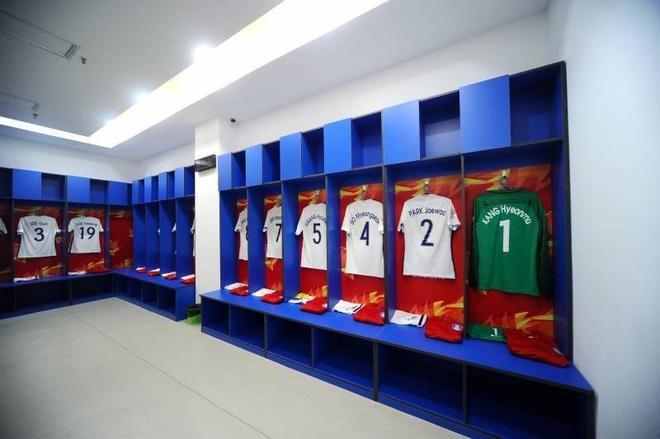 Phung phi co hoi, U23 Han Quoc thua Qatar 0-1 o tran tranh hang 3 hinh anh 10