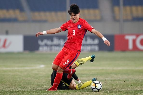 Phung phi co hoi, U23 Han Quoc thua Qatar 0-1 o tran tranh hang 3 hinh anh 5