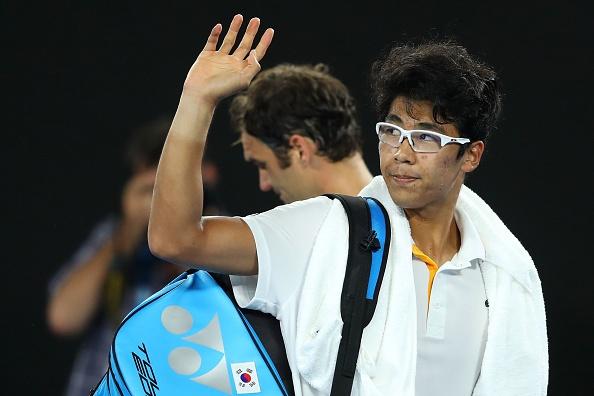 Thang de sao tre Han Quoc, Federer vao chung ket Australian Open hinh anh 7