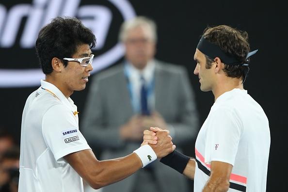 Thang de sao tre Han Quoc, Federer vao chung ket Australian Open hinh anh 6