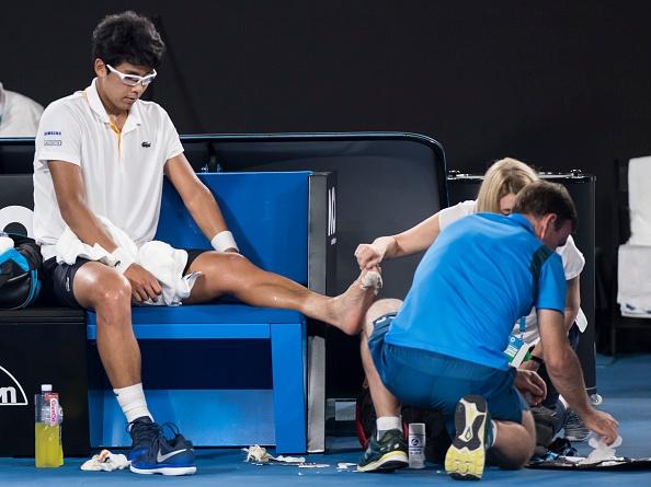 Thang de sao tre Han Quoc, Federer vao chung ket Australian Open hinh anh 4