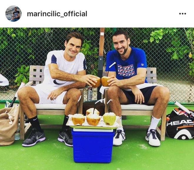 Cilic 2-3 Federer: FedEx dat cot moc 20 Grand Slam hinh anh 8
