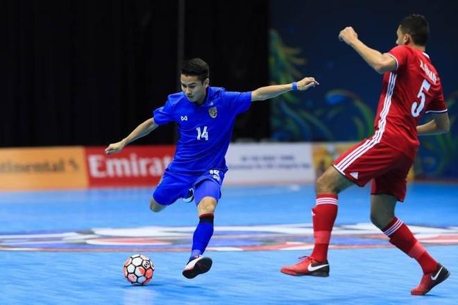Thai Lan thang dam, Myanmar thua 0-14 o giai futsal chau A hinh anh 6