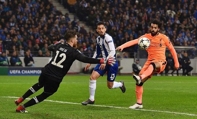 Thang dam Porto 5-0 tren san khach, Liverpool tien sat ve tu ket hinh anh 5