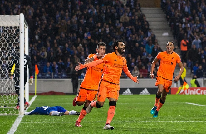 Thang dam Porto 5-0 tren san khach, Liverpool tien sat ve tu ket hinh anh 6