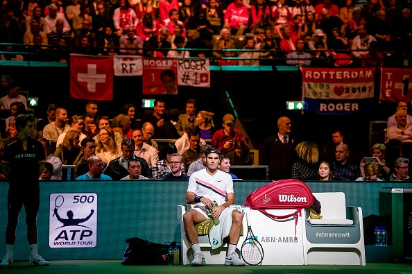 Federer vo dich Rotterdam Open mung ngoi so 1 the gioi hinh anh 4