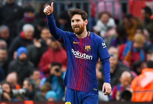 Barcelona 1-0 Atletico Madrid: Messi sut phat dang cap hinh anh