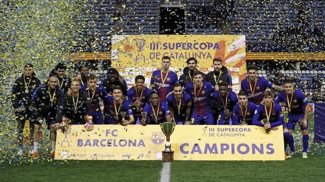 Highlights Barcelona 0-0 Espanyol (pen: 4-2) hinh anh