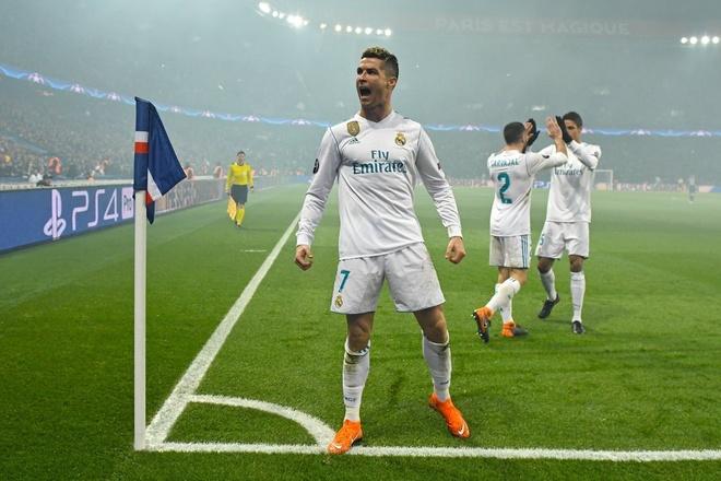 Eibar 1-2 Real Madrid: Ronaldo toa sang voi cu dup hinh anh 5