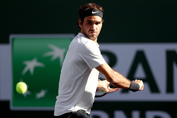 Highlights Federer 2-0 Chardy hinh anh