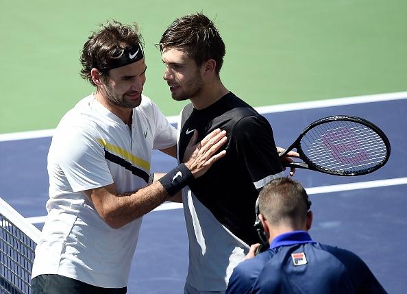 Federer xac lap ky luc, nguoc dong vao chung ket Indian Wells hinh anh 6
