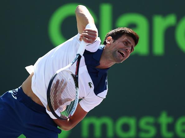 Highlights Djokovic 0-2 Paire hinh anh